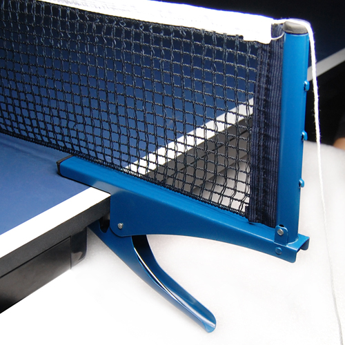 Table Tennis Net With Post Clamp Stand Set Ping Pong