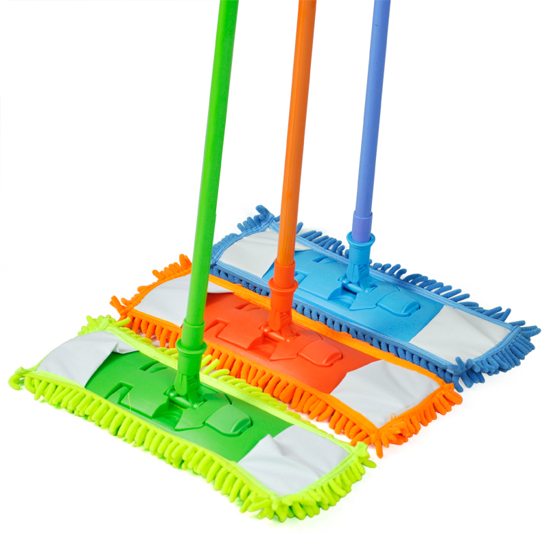 Dry Mops for Hardwood Floors