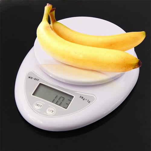Etek Digital Multimeter : Lcd digital electric kitchen weighing scales postal parcel