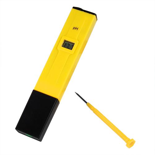 Misuratore ph acqua phmetro digitale per acquario piscina spa vino idroponica ebay - Misuratore ph piscina ...