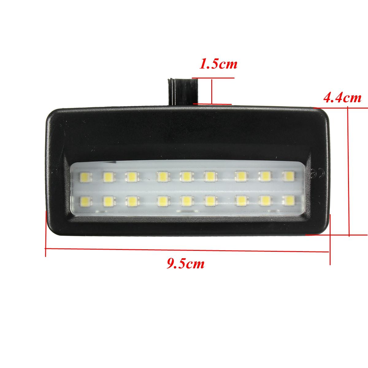Vanity Light Upgrade : BMW 5 SERIES F10 LED SUN VISOR VANITY MIRROR LIGHT UPGRADE INTERIOR BULB LAMPS eBay